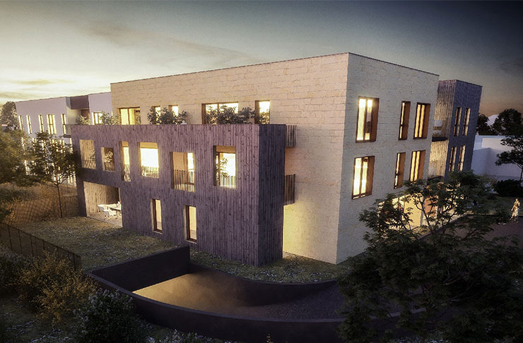 Programme immobilier neuf appartement pessac